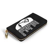長財布 財布 ペーパー ハウス レザーウォレット 小銭入れ ファスナー ラウンドファスナー ウォレット カード収納 人気 多機能 大容量 牛革 高級感 多機能 札入れ 耐久性
