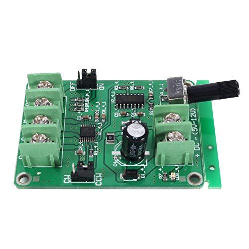 Tosuny 9V-12V DC sin escobillas Controlador de Placa de controlador para Unidad de disco duro/CD-ROM / 3-Wire / 4-Wire Brushless Motors