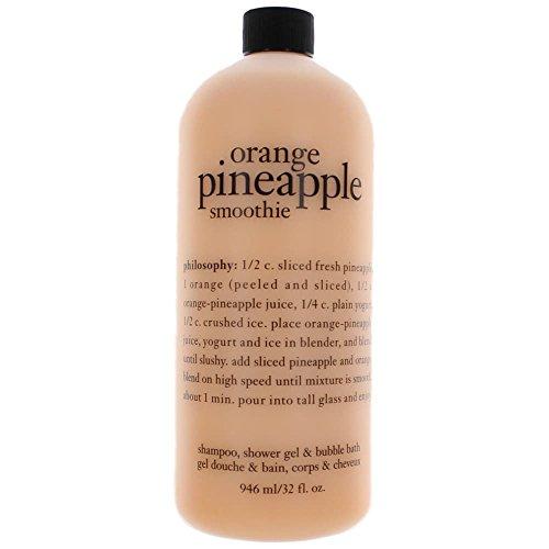 Philosophy Shampoo Duschgel & Schaumbad, Orange Ananas, 32 Ounce