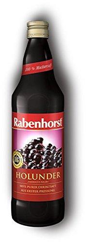 Rabenhorst Holunder Muttersaft, 750 ml