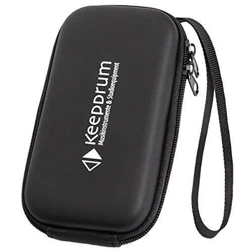 Keepdrum Softcase draagtas kabelcase voor kleine spullen waardevolle spullen
