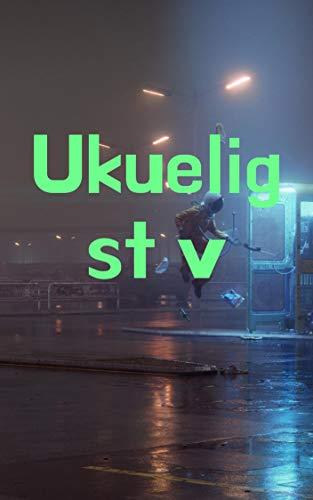 Ukuelig støv (Norwegian Edition)