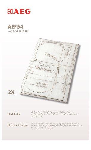 AEG-Electrolux AEF 54 Motorzuschnittfilter/S-Bag-Modelle