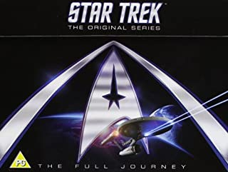 Star Trek: The Original Series - The Full Journey [DVD] (B004E10QC8) | Amazon price tracker / tracking, Amazon price history charts, Amazon price watches, Amazon price drop alerts