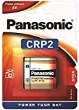 Corp. Panasonic Pila de Litio CRP2 6V - Blister 1