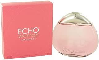 Echo By Davidoff for Women - Eau De Parfum, 100 ml