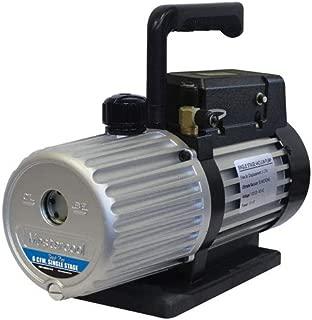 Mastercool 90066-B-SF 1/3 HP, 6 CFM, Single Stage Vacuum Pump, Spark Free, 110/120VAC Line Input, 60 Hz