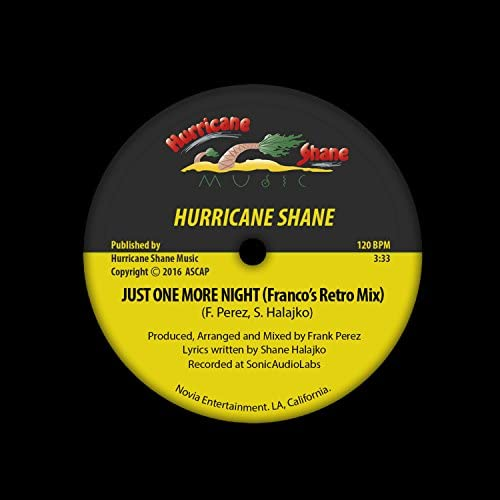 Hurricane Shane