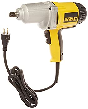 DEWALT Corded Impact Wrench with Detent Pin Anvil 1/2-Inch 7.5-Amp  DW292