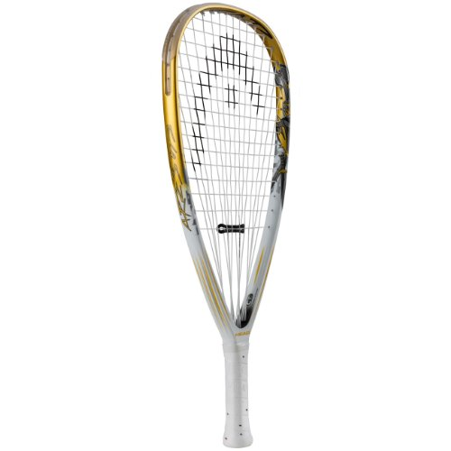 "HEAD Ares (175g) Racquetball Racquet (3 5/8"" Grip)"