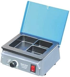 smiledt Analog Wax 3 Heater Pot Dipping Melter Dental Lab Equipment 110V
