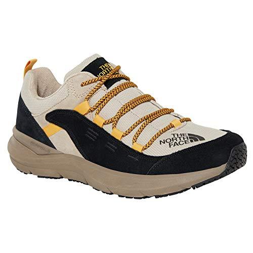 THE NORTH FACE M Mountain Sneaker 2, Zapatillas de Senderismo para Hombre, Marrón (Oxford Tan/TNF Black GX8), 42 EU