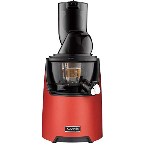 Kuvings Whole Slow Juicer EVO820 - Entsafter Farbe: Rot