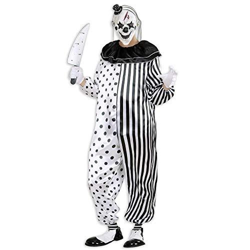 Widmann Déguisement Clown Serial Killer