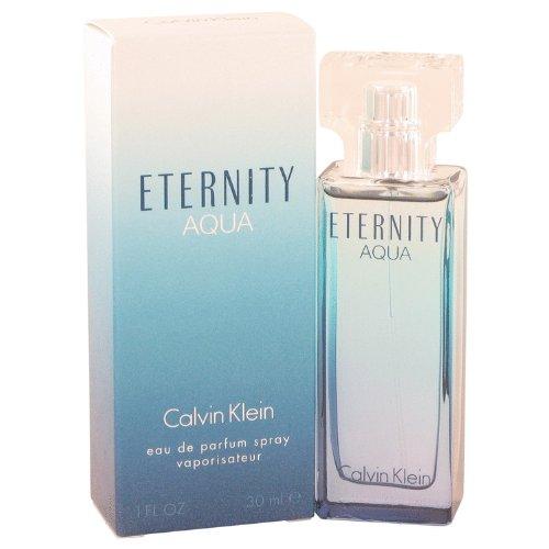 1 oz Eau De Parfum Spray   by Eternity Aqua Fragrance for Women