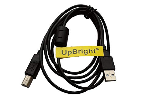 UpBright NEW USB Cable Laptop PC Data Sync Cord Replacement For JBL On Stage 400-ID Speaker OS400ID, JBL On Time 400IHD Speaker iPod Dock, OnBeat Xtreme JBLONBEATXTAM Speaker iPod iPad and iPhone Dock