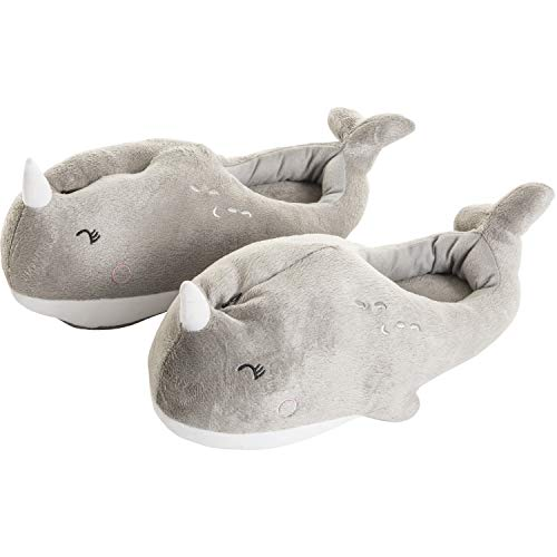 Smoko Narwhal Heated Slippers (Wireless)