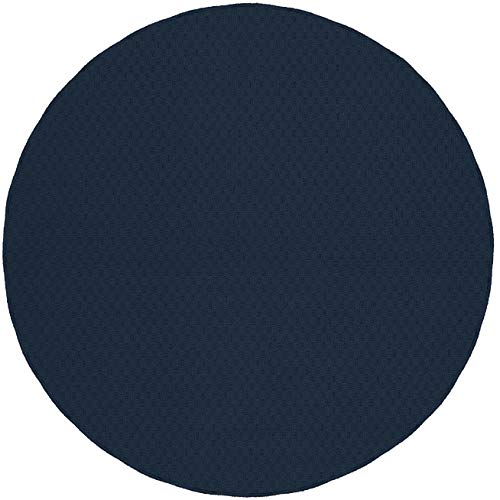 7 feet round area rug - 5