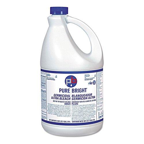 Pure Bright BLEACH6 Liquid Bleach, 1gal Bottle, 6/Carton
