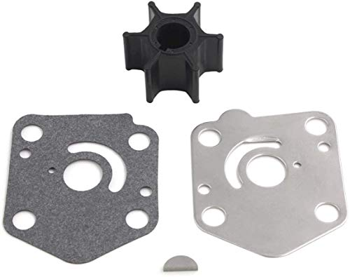 Holaluz New Water Pump Impeller Service Kit for Suzuki DF9.9/DF15/DT9.9/DT15 17400-93951