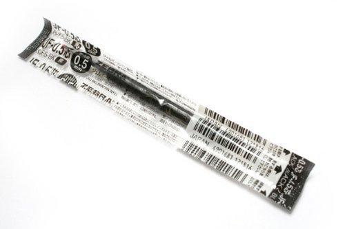 ゼブラ 水性ボールペン替芯 JF-0.5芯 P-RJF5-BK 黒
