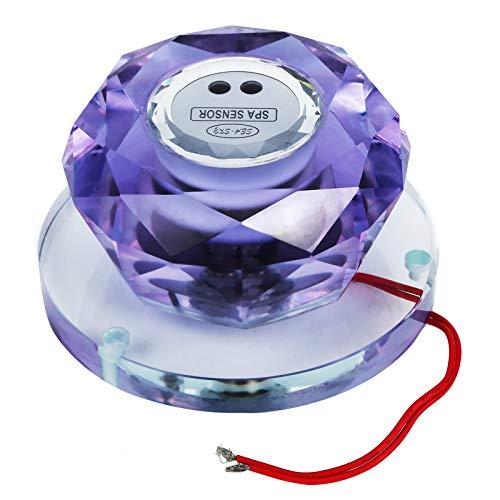 Redxiao Saunaschalter-Controller, Touch-Sensing-Spa-Steuerschalter, 12-V-Induktionsschalter-Hydrotherapie-Pools für Sauna-Thermalbäder Schwimmbadausrüstung
