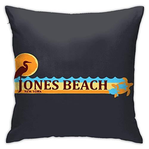 Yaxinduobao Jones Beach - Long Island Pullover Hoodie Pillowcases, Floor Pillowcases, Pillowcases, Sofa Cushions, Cushion Covers, Backrest Covers, Car Cushion Interiors
