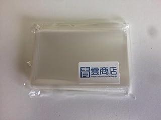 OPP袋 カードスリーブ 30μ 56x87mm(チェキ・図書カード・ICカードサイズ対応) (100枚)