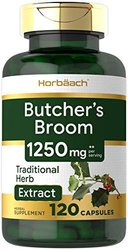 horse chestnut butchers broom - 4