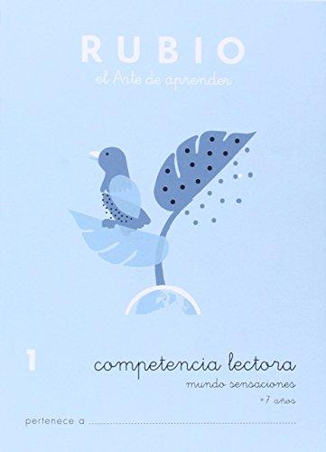 COMPETENCIA LECTORA - MUNDO SENSACIONES - 9788489773868: 1