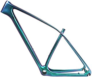 Chameleon 29er or 27.5er Carbon Fiber MTB Frame Carbon Mountain Bike Frame 135x9/142x12mm Bicycle Frame