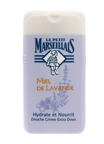 LE PETIT MARSEILLAIS : Duschgel MIEL DE LAVANDE - Duschgel mit Lavendelhonig