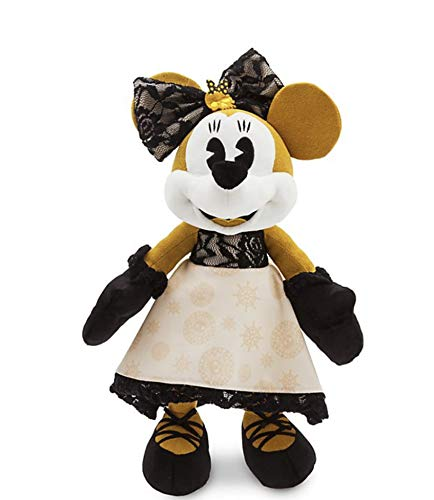 D Disney Store Minnie Mouse The Main Attraction - Peluche de peluche (2 de 12), inspirado en Piratas del Caribe