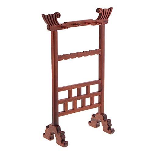 Fenteer Pincel de Caligrafía China Antiguo Soporte para...