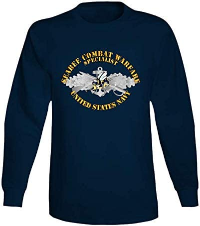 2XLARGE - Navy Seabee Combat Sale item Warfare EM B Max 73% OFF Spec Badge w Color