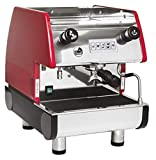 La Pavoni PUB 1V-R 1 Group Volumetric Espresso Machine,...