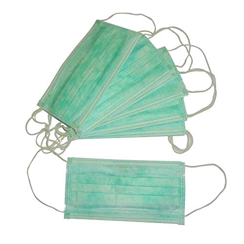 woodlandu disposable anti-dust face thick masks
