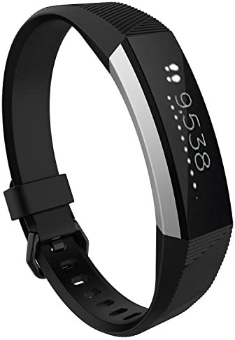 Pinhen Fitbit Alta HR Strap Fitbit Strap Adjustable Replacement Sport Accessory Wristband Strap product image