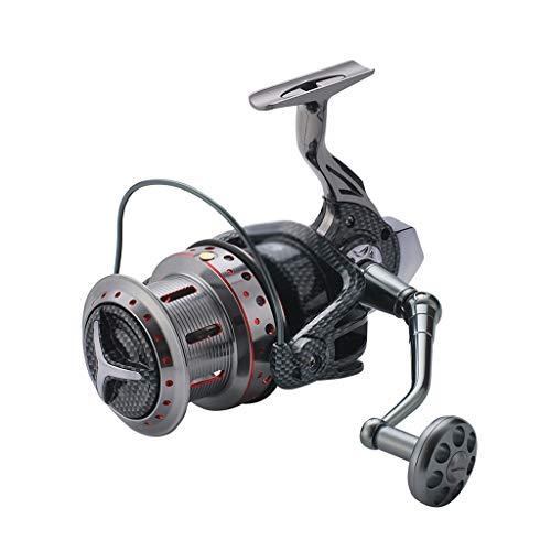 Smeje Metal Metal CASSER DE Largo DE Largo 10000 Extra Grande DE Pesca GRANDO Rueda DE Pesada Rueda DE Pesca DE Pesca DE Pesca Anterior
