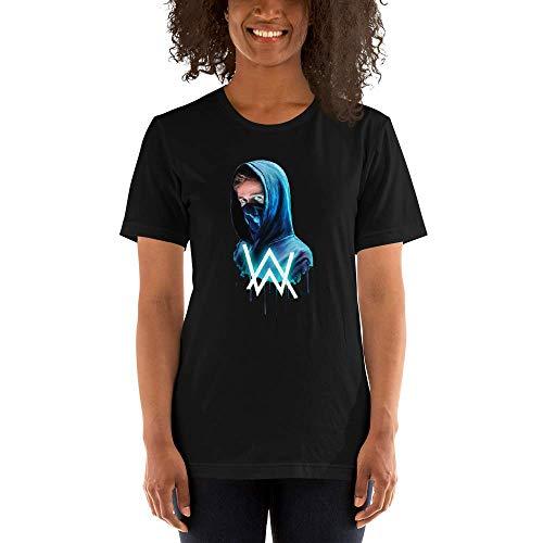 Alan Walker S Black Tshirt Q5A