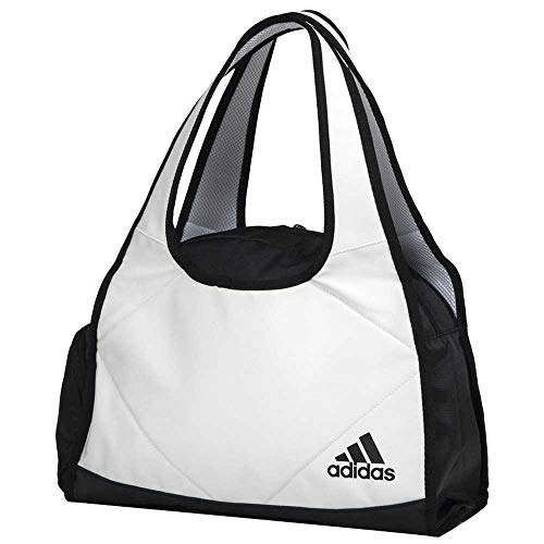 Adidas Padel Weekend Bag 2.0 Blanco, Unisex Adulto, White, Talla Única