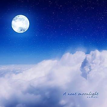청초한 달빛
