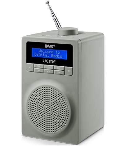 Ueme Digitalradio DAB+ DAB UKW Radio