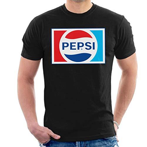 Pepsi 1973 Retro Logo T-shirt voor heren