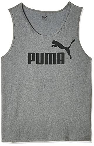 PUMHB|#Puma Ess Tank, Canotta Sportiva Uomo, Puma Black, M