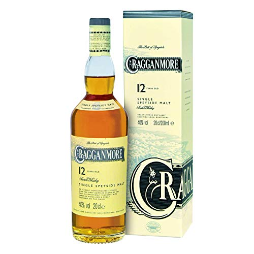 Cragganmore - Single Speyside Malt (20cl bottle) 12 year old