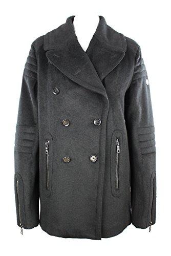 Blonde No.8 Damenmantel Jacke Mod. 20712 Wolle - Schwarz Gr.44