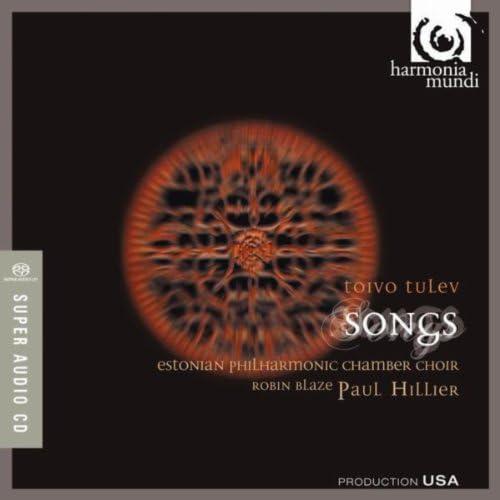 Estonian Philharmonic Chamber Choir, Tallinn Chamber Orchestra, Paul Hillier & Robin Blaze