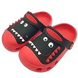 Sabots Mules Enfants Chaussures de Jardin Antidérapant Pantoufles Maison Respirante Sandales de Plage et Piscine pour Bébé Fille Garçon
