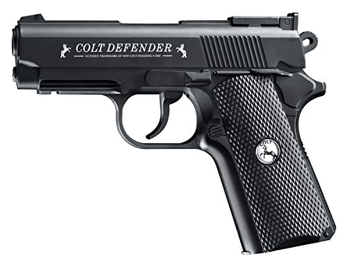 Colt 2254020 Defender BB Pistol (Black, Medium)